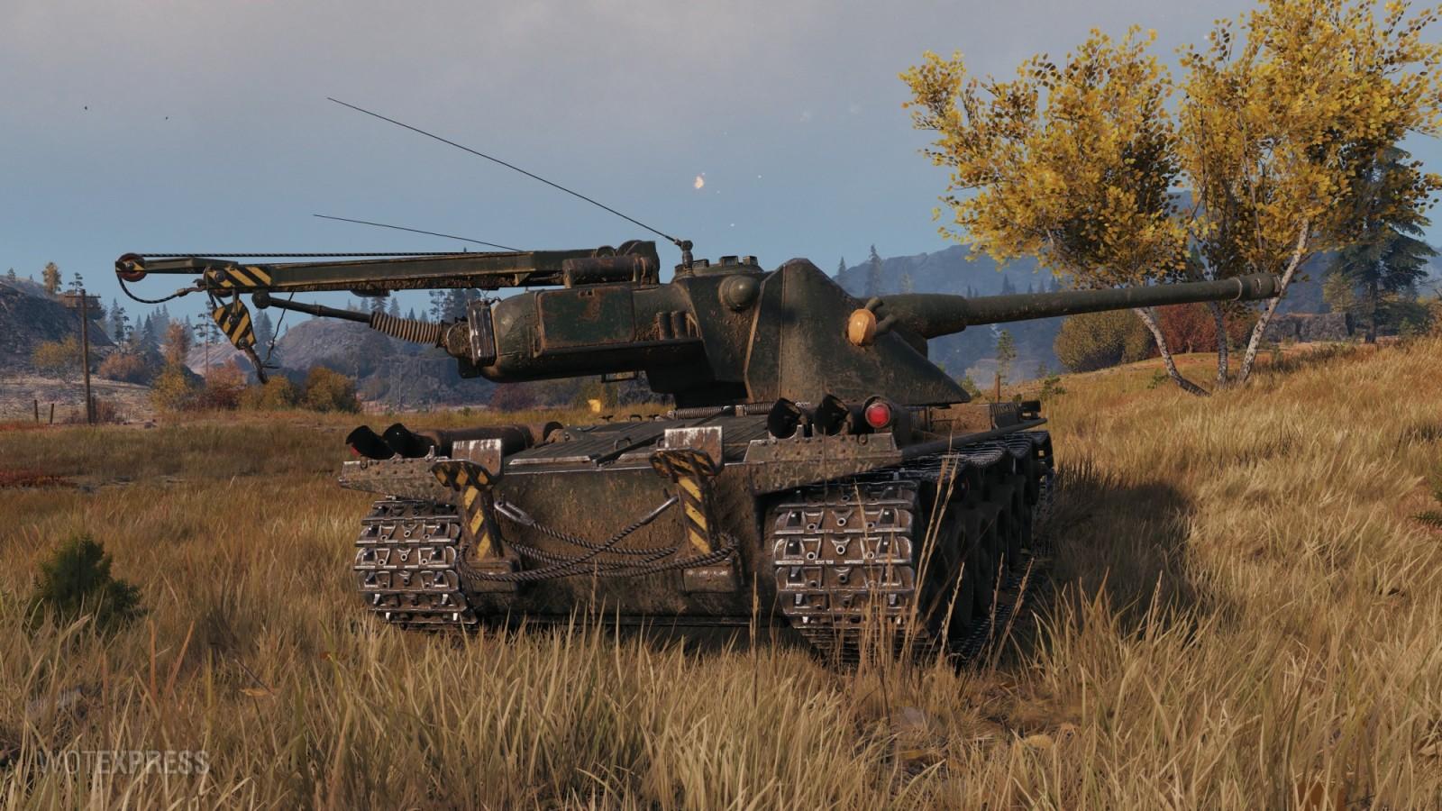 Мод на картинки танков
