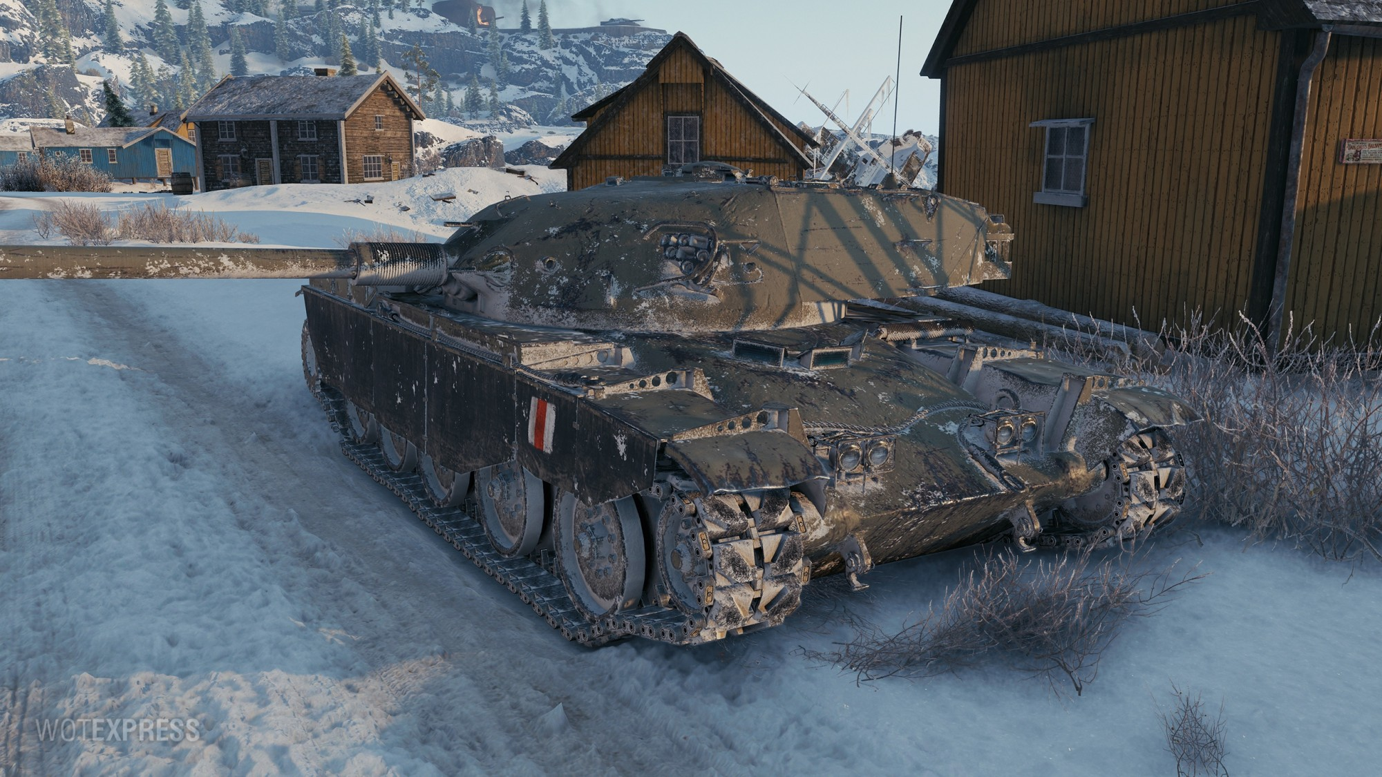 Awards For The New Event On The World Of Tanks Global Map News