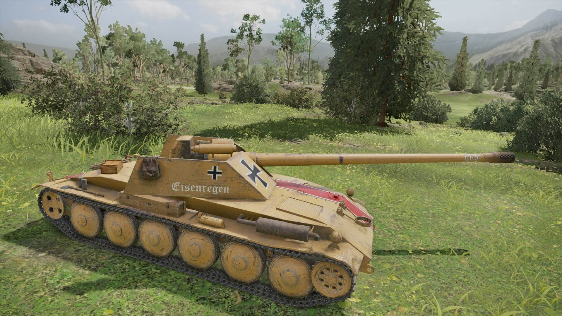 Borsig with clip in World of Tanks Console — News — WOT Express