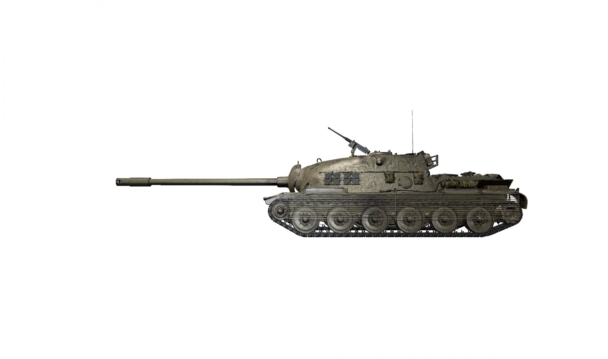 On the World of Tanks supertest appeared premium Tank
