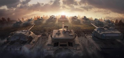 Голосование «Битва блогеров — 2020» World of Tanks