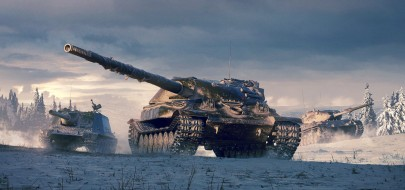 Акция В бой на «Объект 705А», Leopard 1 и WZ-113G FT в World of Tanks