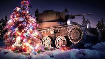 Гремящие снаряды, рождественская песня World of Tanks 2021!