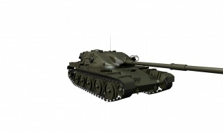 Правки для танка T95/FV4201 Chieftain на супертесте World of Tanks