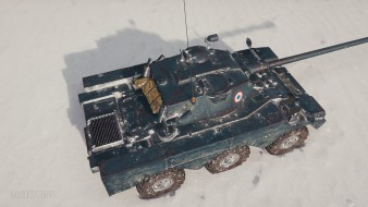 Panhard AML Lynx 6x6 в 1.4 World of Tanks