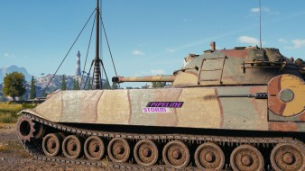 Вышел 18 пакет «Июнь» (June) Twitch Prime World of Tanks